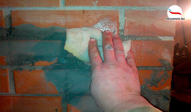 Печная замазка своими руками